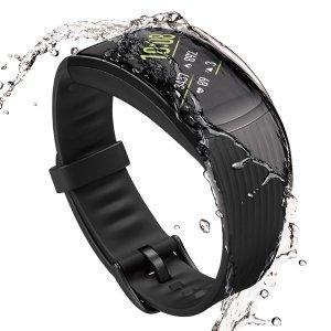 买就送$125电子礼卡 两色可选Samsung Gear Fit 2 Pro 智能运动手表 S/L号