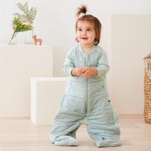8折 秋冬款上架Ergopouch宝宝睡袋 让娃安睡一晚的好帮手