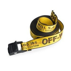 Off-White- Classic Industrial Belt