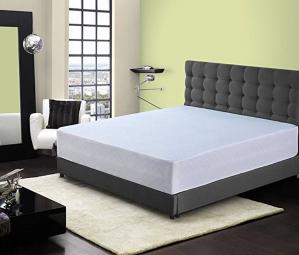 仅$24.99Utopia Bedding 防过敏尘螨床垫保护套 King尺寸