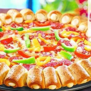 €19.99得25欧代金券 €29.99得40欧代金券Pizza Hut 必胜客 €25或€40代金券 可在参与活动的门店使用