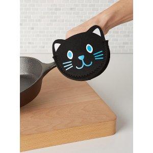 小猫隔热手套