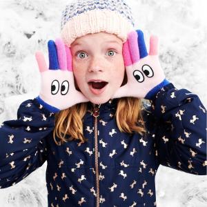 4.5折以下+无门槛7.5折+包邮OshKosh BGosh官网 全站0-14儿童服饰热卖 封面类似薄款$17.55