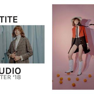 这个冬天的温暖和美丽 | Petite Studio