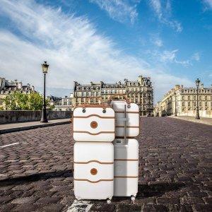 低至4折 + 7折 全场包邮Delsey Paris 法国大使官网 全场行李箱包旅行配件热卖