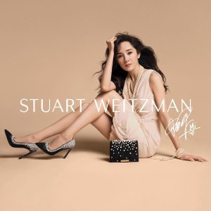 New In!Limited Edition: The Stuart Weitzman For Yang Mi Collection