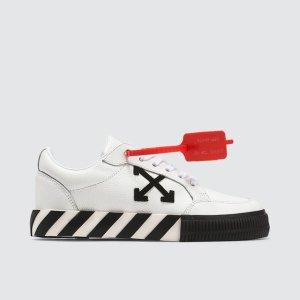 Off-WhiteLow Vulcanized Sneaker