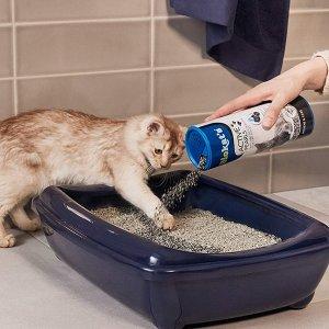 买5付4 折后€6.29收700mlBiokat's 猫砂除臭剂 活性炭吸附异味 椰子壳更吸附液体