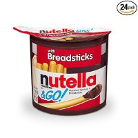 Nutella & GO 巧克力酱手指饼干 24盒装