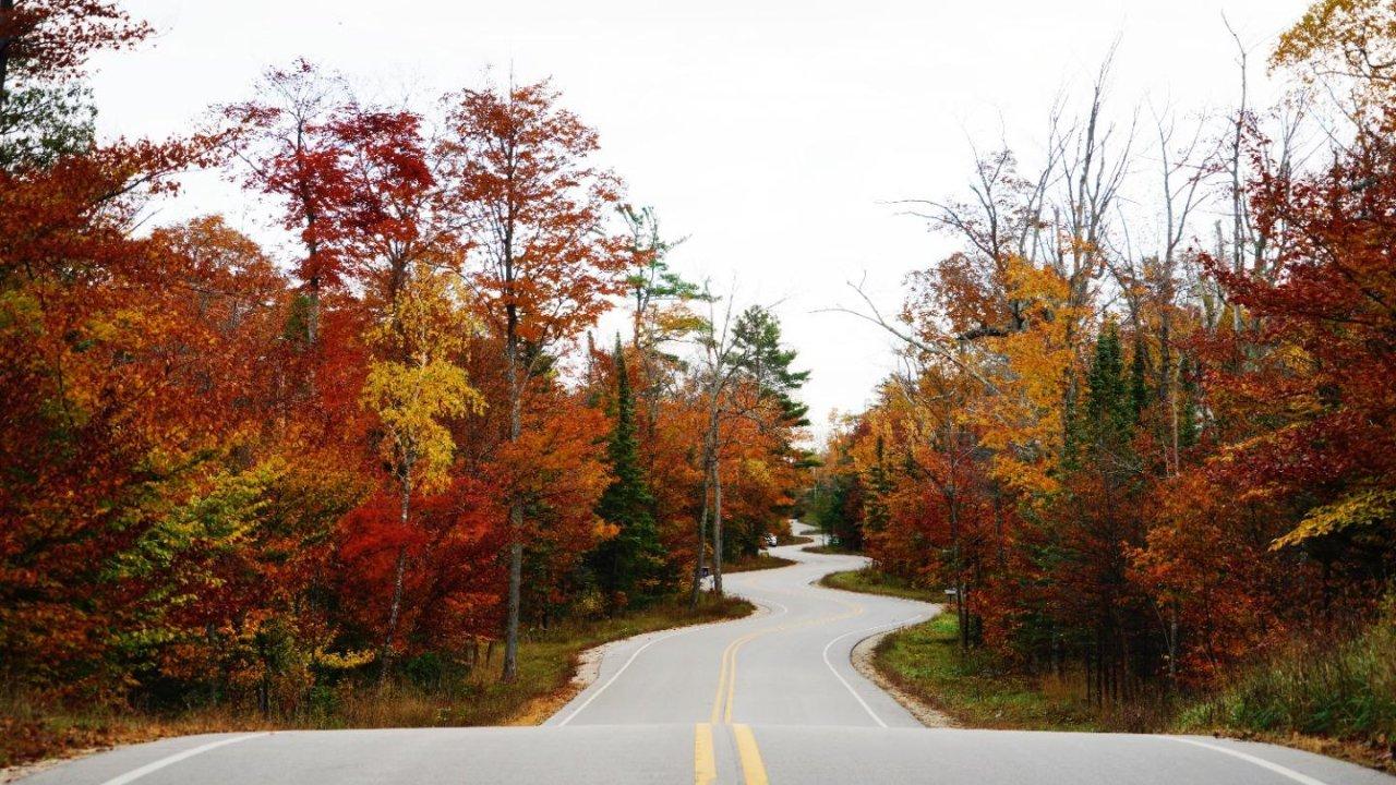 10月黄金秋季出游攻略【多图】(Vermont +北密+威斯康辛)