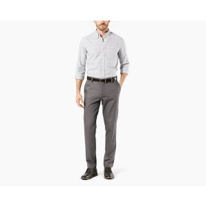 Dockers2条$75Signature Khaki 裤子