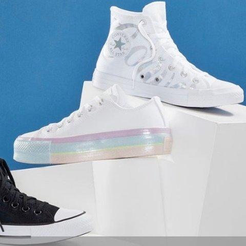 低至4折 $24.97起收Hautelook官网 Converse经典帆布鞋履低价促销