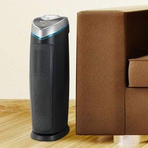 $63.99 (原价$149.99)史低价:Germ Guardian 3合1立式空气净化器