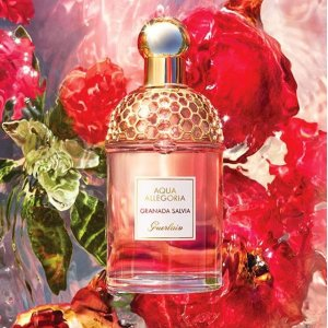 线上折扣+额外6.8折独家:Guerlain 全线热卖 收帝皇蜂姿、花草水语香水系列