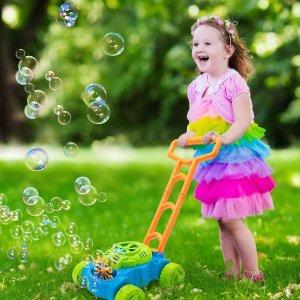 Lydaz  儿童泡泡割草机玩具