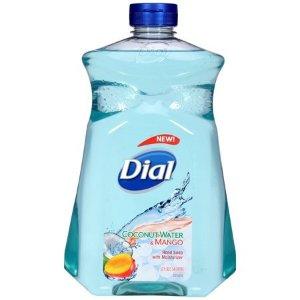椰子芒果香型洗手液 52oz 超大瓶裝