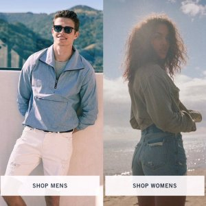 $18-$25 All ShortsAbercrombie & Fitch Women & Men's Sale