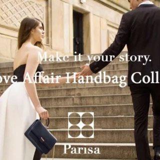 如果有一款包可以诠释爱情,你爱吗? | PARISA WANG的恋爱五部曲