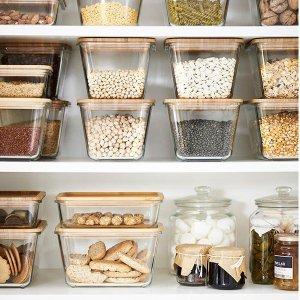 1月10-13日IKEA 宜家 全场食物储存罐、保鲜盒等7.5折 限时特惠