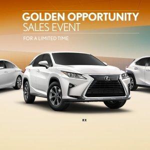 豪车全场特价 数千返现任享Lexus 雷克萨斯 黄金7月限时大促销