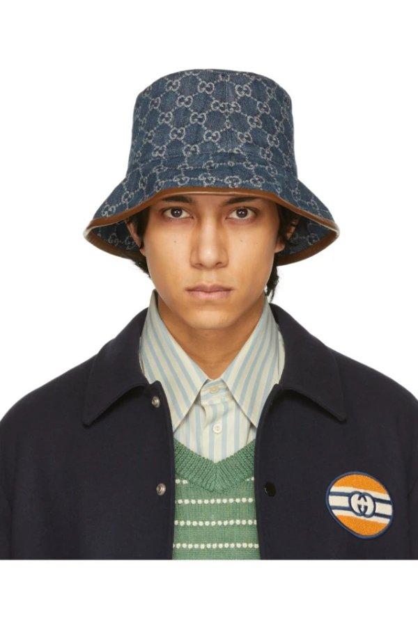 单宁系列 渔夫帽