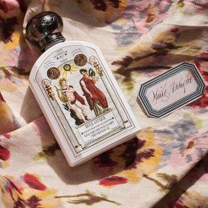 罗浮宫首度将名画变身香水新品上市:Buly 1803 绝美纸肥皂、香氛明信片美到疯狂