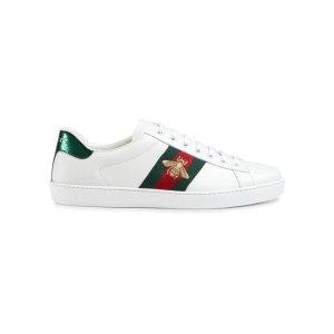 Gucci仅剩大码!小蜜蜂鞋