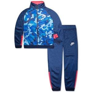 581c1cc7f NikeToddler Boys 2-Pc. Camo Colorblocked Track Jacket & Pants Set. $24.99  $48.00. Nike Toddler ...