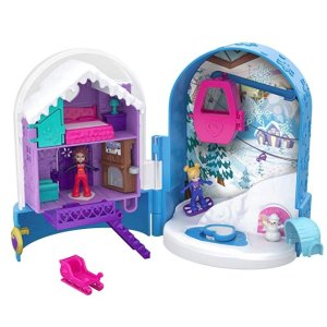 Up to 45% OffPolly Pocket Toys @ Amazon