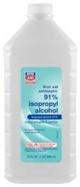 91%消毒酒精 - 16 oz