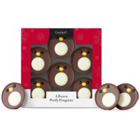 Hotel Chocolat 企鹅巧克力礼盒