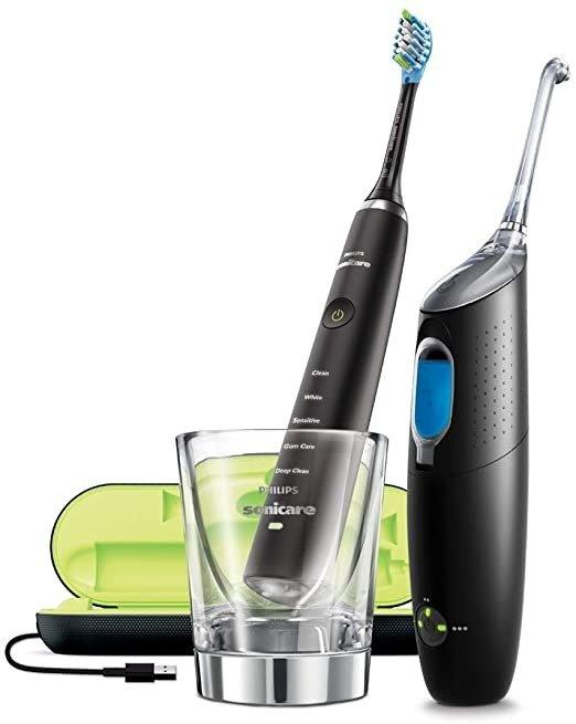 电动牙刷+冲牙器