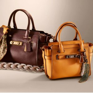 $199  (Org.$450)Today Only: Coach Swagger27 Bags Flash Sale