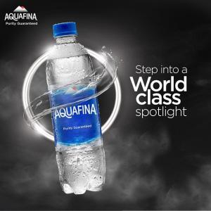 现价$6.44 1瓶仅$0.26史低价:Aquafina 瓶装水 24瓶x500ml 健康天然饮用水