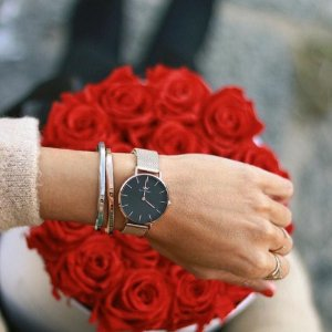 15% Off + Free ShippingSitewide Sale @ Daniel Wellington