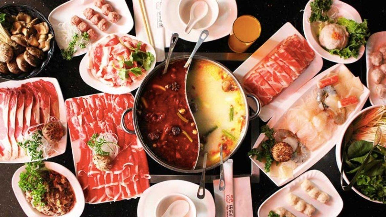 Happy Lamb Hot Pot快乐小羊火锅 | 伦敦快乐小羊火锅菜单/预约全指南