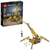 Lego Technic 系列 精巧型履带起重机 42097