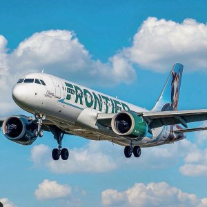 Up To 80% OffFrontier Airlines Roundup Fares On Sale
