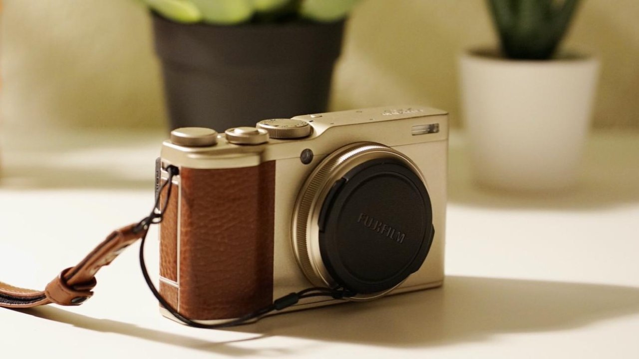 照片直出哪家强?Fujifilm No.1!XF10不专业小测评