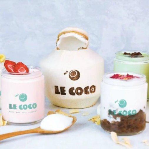 Le Coco甜品店 价值$20(湾区地区)