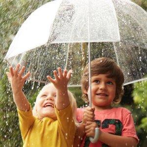 6.5折10周年独家:儿童可爱雨靴、雨伞促销