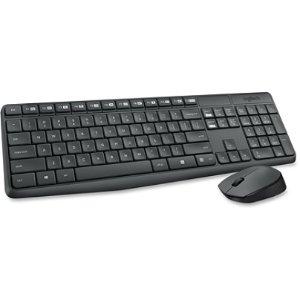 $14.99 (原价$29.99)Logitech MK235 无线键鼠套装