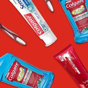 牙膏每支低至$1.7Walmart 口腔护理精选 漱口水$3.55、水牙线$47.99