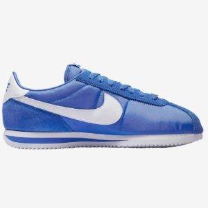 $39.99包邮Nike 阿甘男鞋 亮蓝色码全