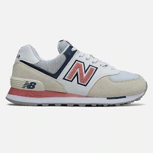 New Balance574拼色运动鞋
