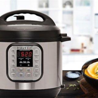 $50起 + $10礼券Instant Pot Duo 7-in-1 7合1多功能电压力锅,多容量可选