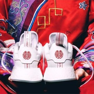 低至$160  红红火火过新年adidas Originals 最新发布中国新年 CNY 2018 限定鞋款