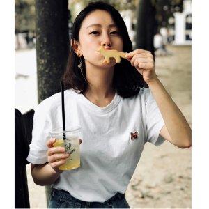 Maison KitsuneM-XL小狐狸Tee