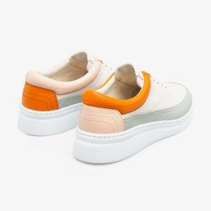 Camper拼色运动鞋