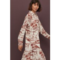 H&M 丝质连衣裙